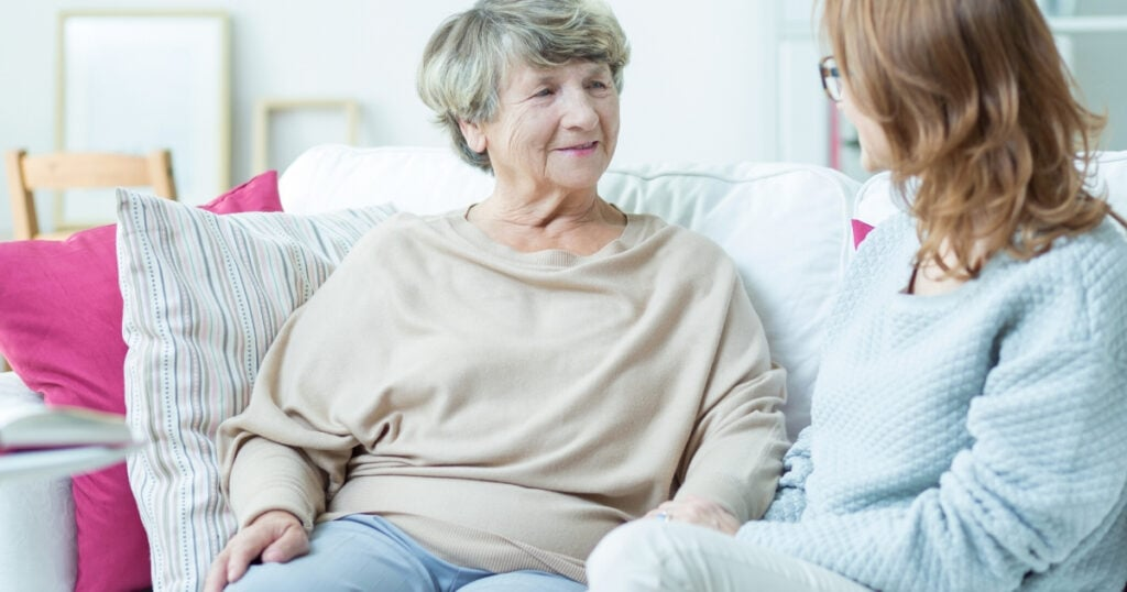 Why Yes Isn't Always the Right Answer: Caring for Aging Parents Is All About Setting Boundaries