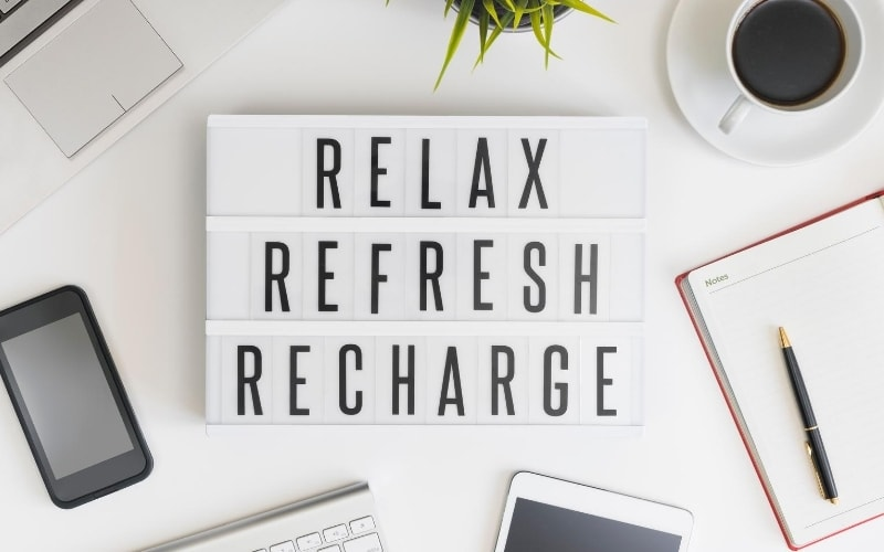 6 Easy Ways to Relax If You Don't Have a Lot of Time on Your Hands