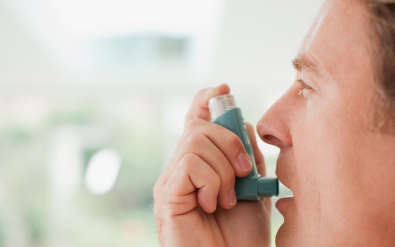 This Is How to Use an Inhaler for the First Time