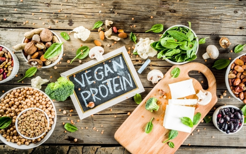 3 Amazing Plant Proteins for Vegans