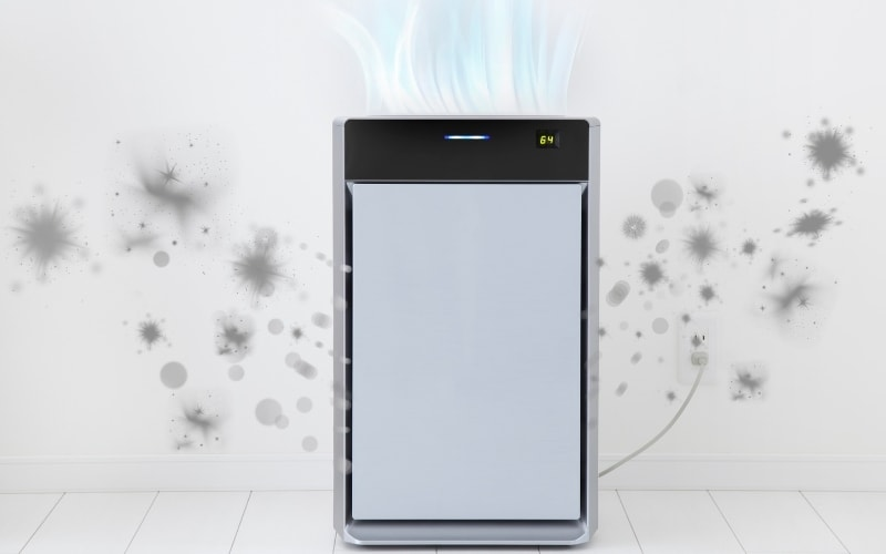 Air Purifier for Smoke: 4 Everyday Sources of Indoor Air Pollutants