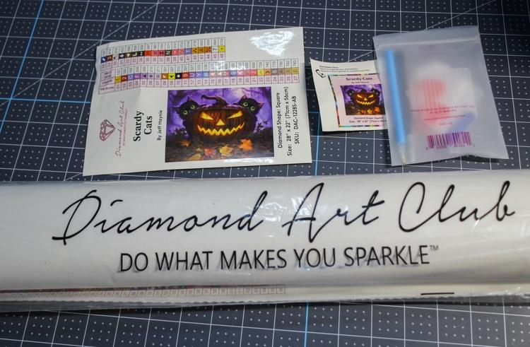 Diamond Art Club is the perfect family activity!