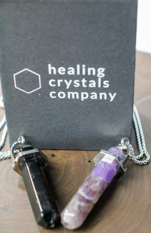 Healing Crystals make the perfect gift this holiday season!