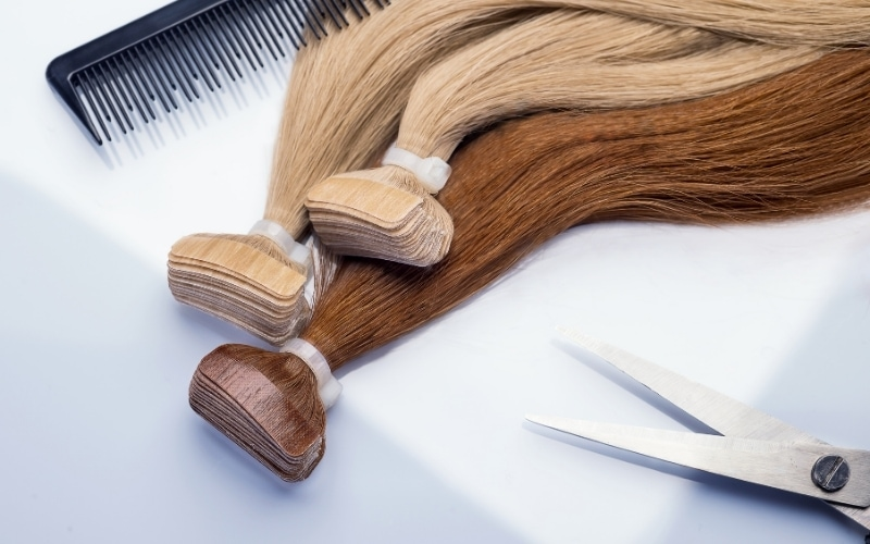 How Much Should You Pay for Quality Hair Extensions?